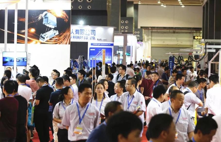 2021亚洲机械制造博览会买家团入场