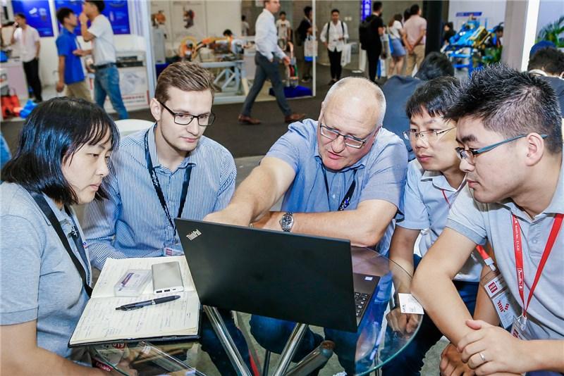 2021亚洲机械制造博览会制造流程演示
